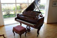 acheter piano d'occasion Bechstein B Louis XV