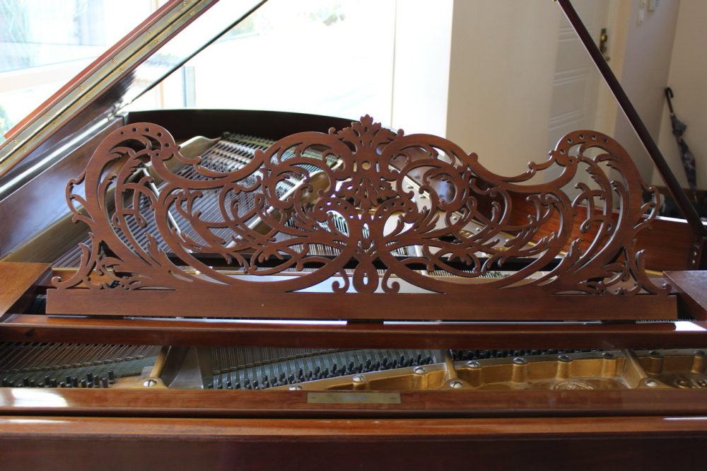 piano Bechstein B Louis XV d'occasion