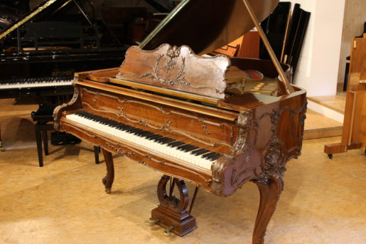 piano occasion Steinway and Sons Louis XV