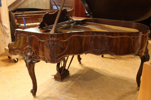 acheter piano occasion steinway and sons Louis XV