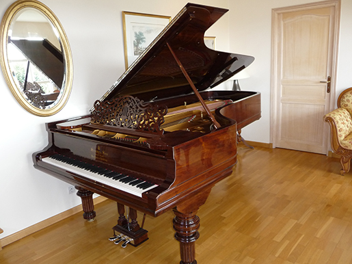 acheter piano occasion steinway and sons D274