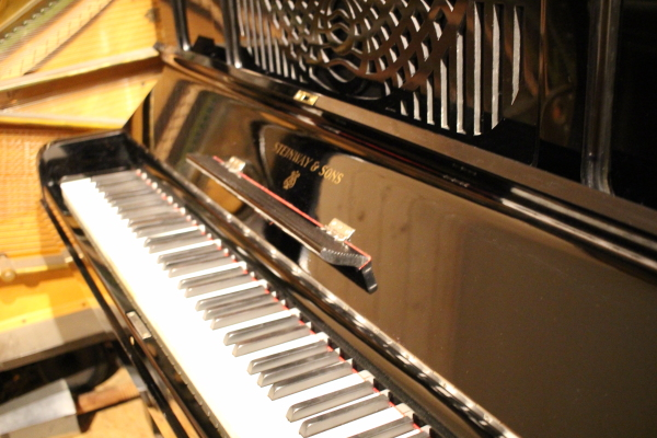 piano occasion steinway and sons K132