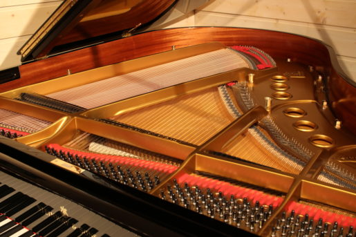 Piano d'occasion Steinway and Sons M170