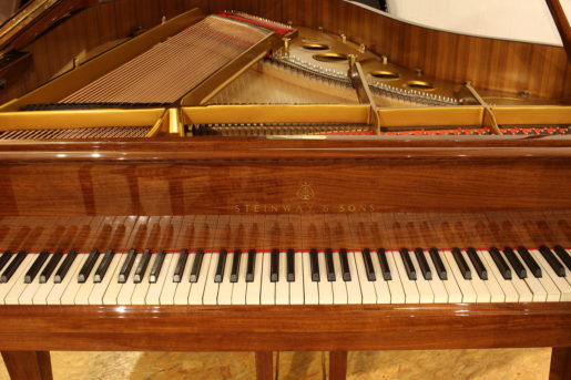 piano Steinway and Sons O180 d'occasion