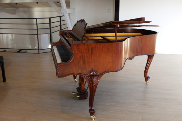 Acheter piano d'occasion Steinway & Sons M170 Louis XV